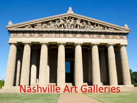 Nashville Art Galleries