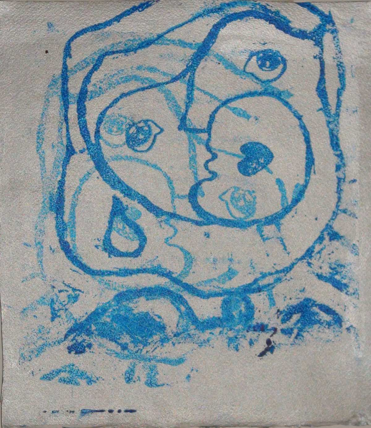 Screen Monoprint