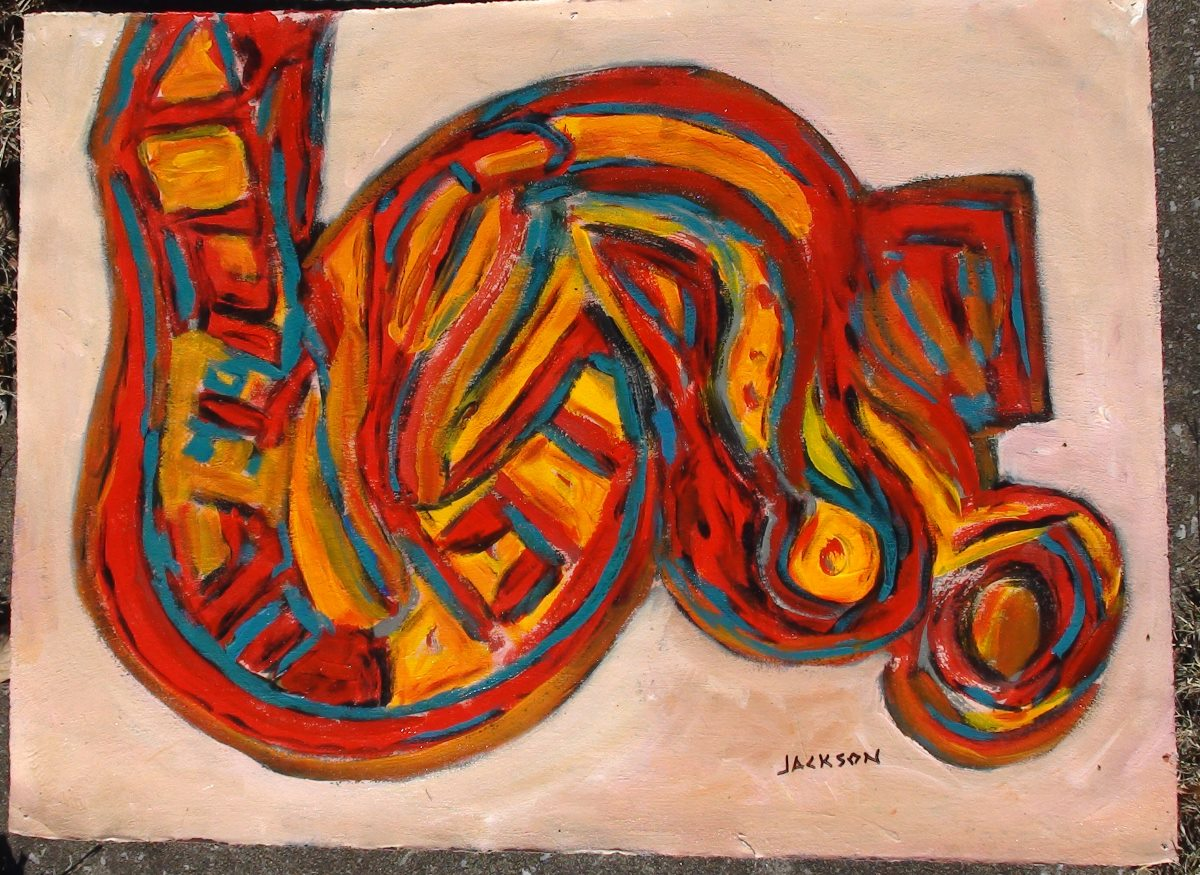 Tex mex abstract art art for sale original for Original abstract paintings for sale