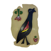 Red Wing Blackbird 7 x 10 Decorative Wall Art
