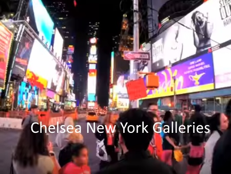 Chelsea New York Galleries