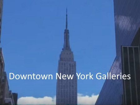 Downtown New York Galleries
