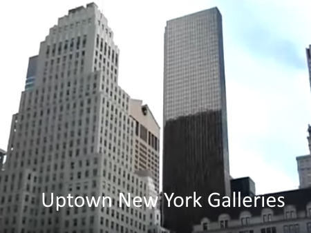 Uptown New York Galleries