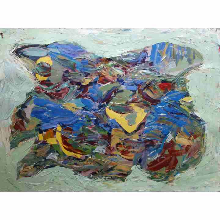 Abstract shape art for sale original for Original abstract paintings for sale