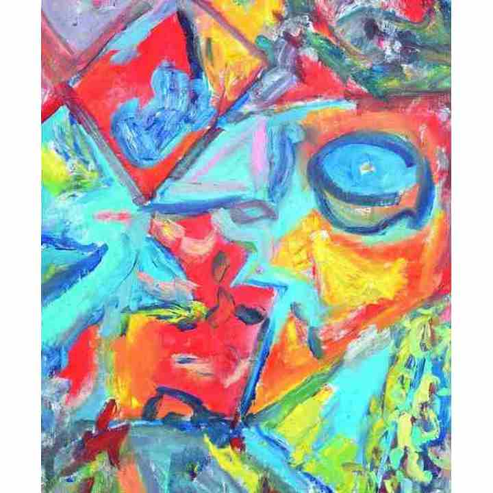 bold abstract paintings art for sale original