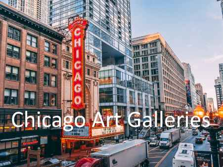 Chicago Art Galleries
